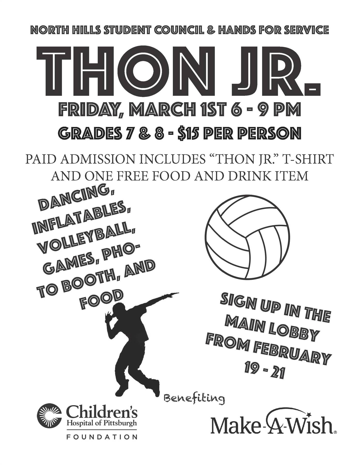 THON jr. Flyer