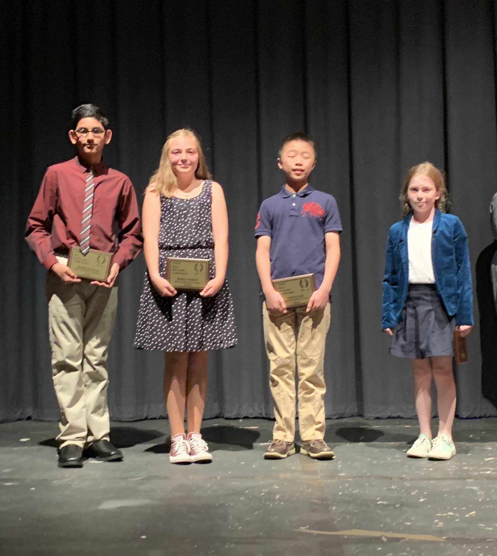 2019 NHEA Awards: McIntyre Elementary Winners