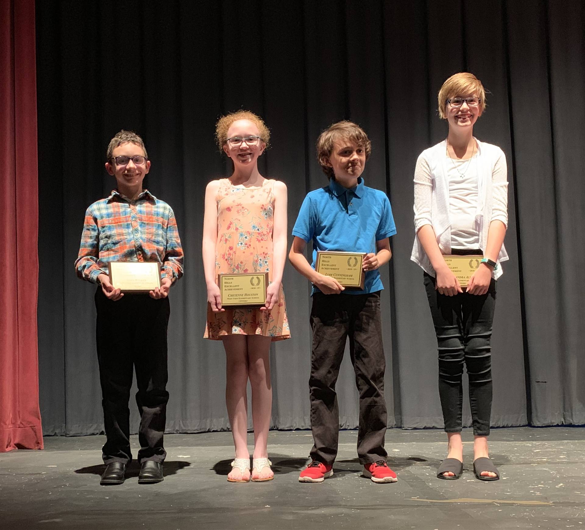 2019 NHEA Awards: West View Elementary Winners