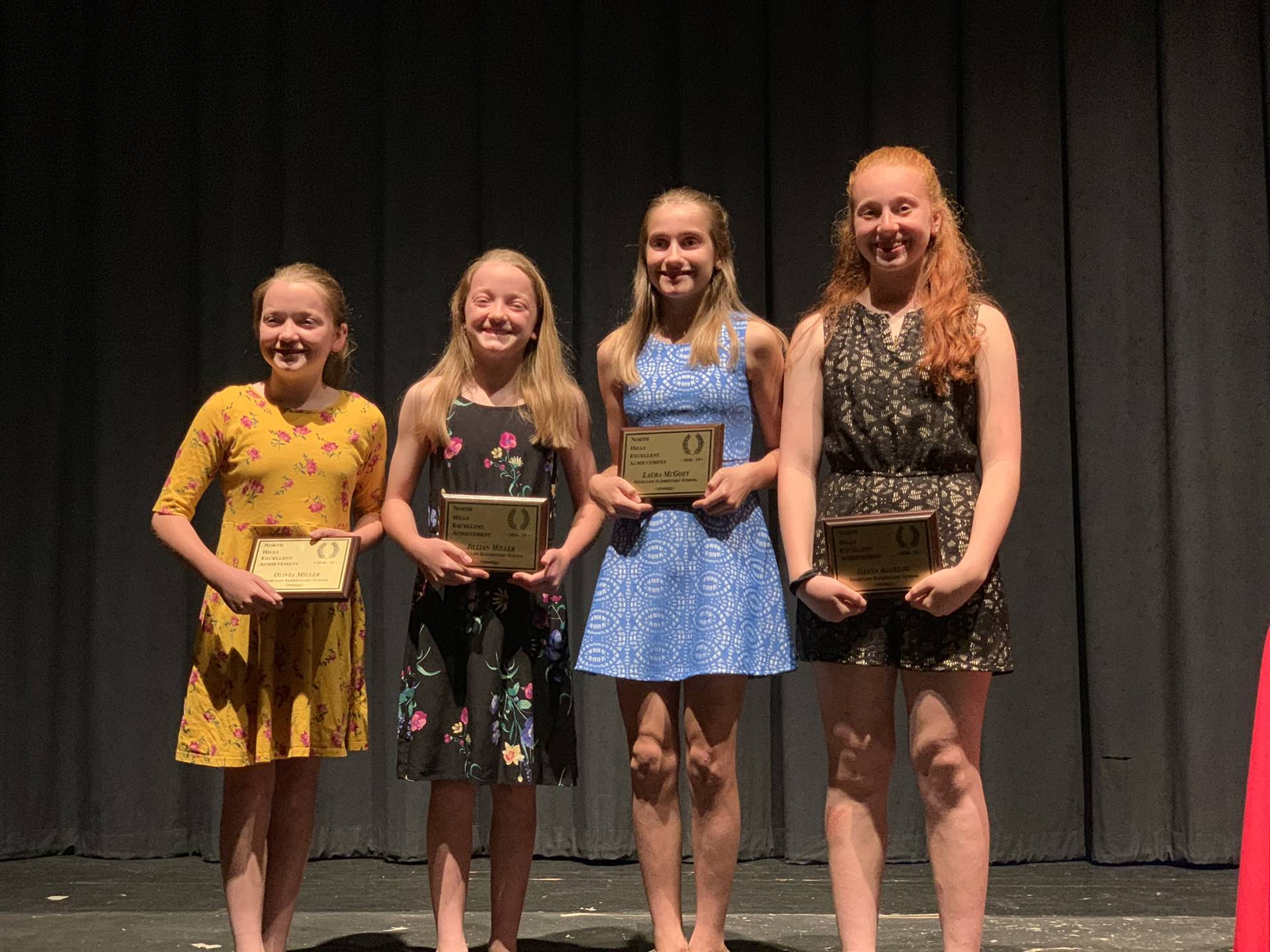 2019 NHEA Awards: Highcliff Elementary Winners