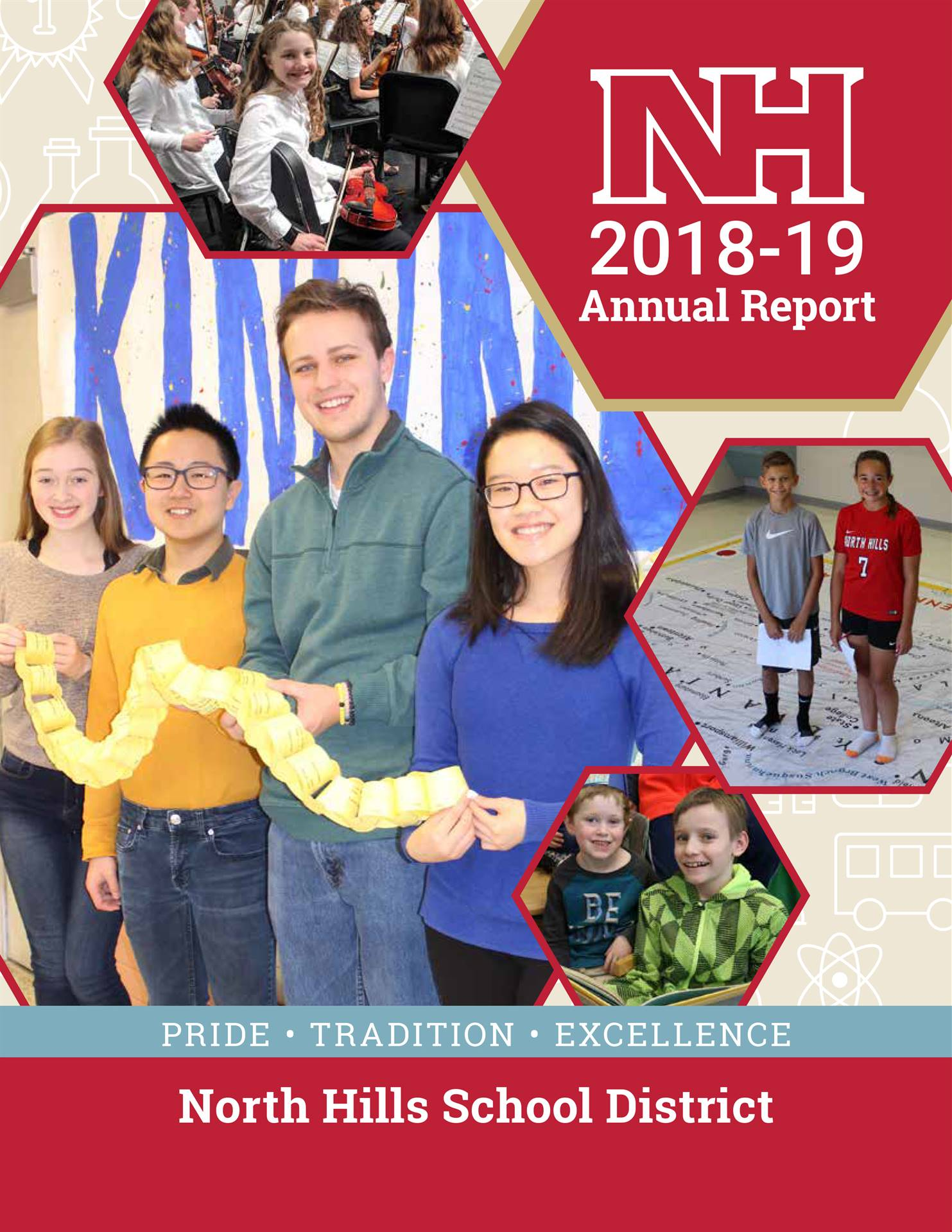 2018-19 NHSD Annual Report