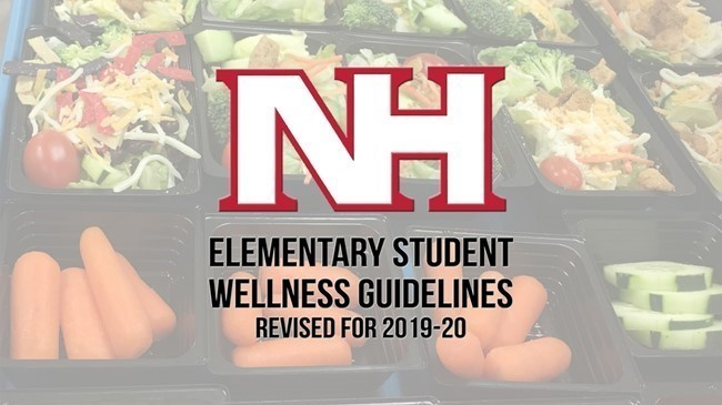 Elementary Student Wellness Guidelines