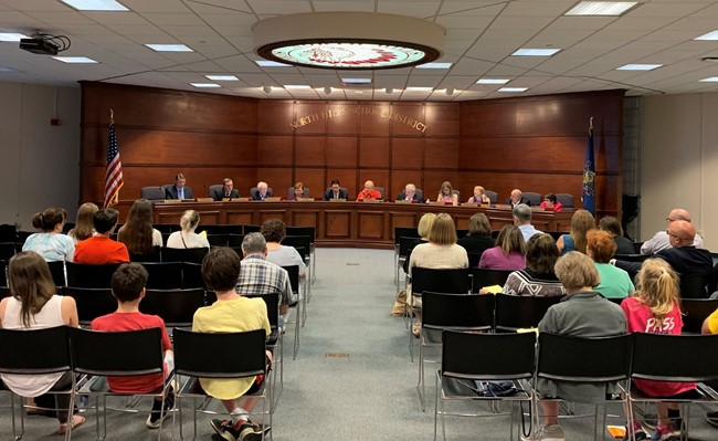 Board of Education meeting on June 6, 2019