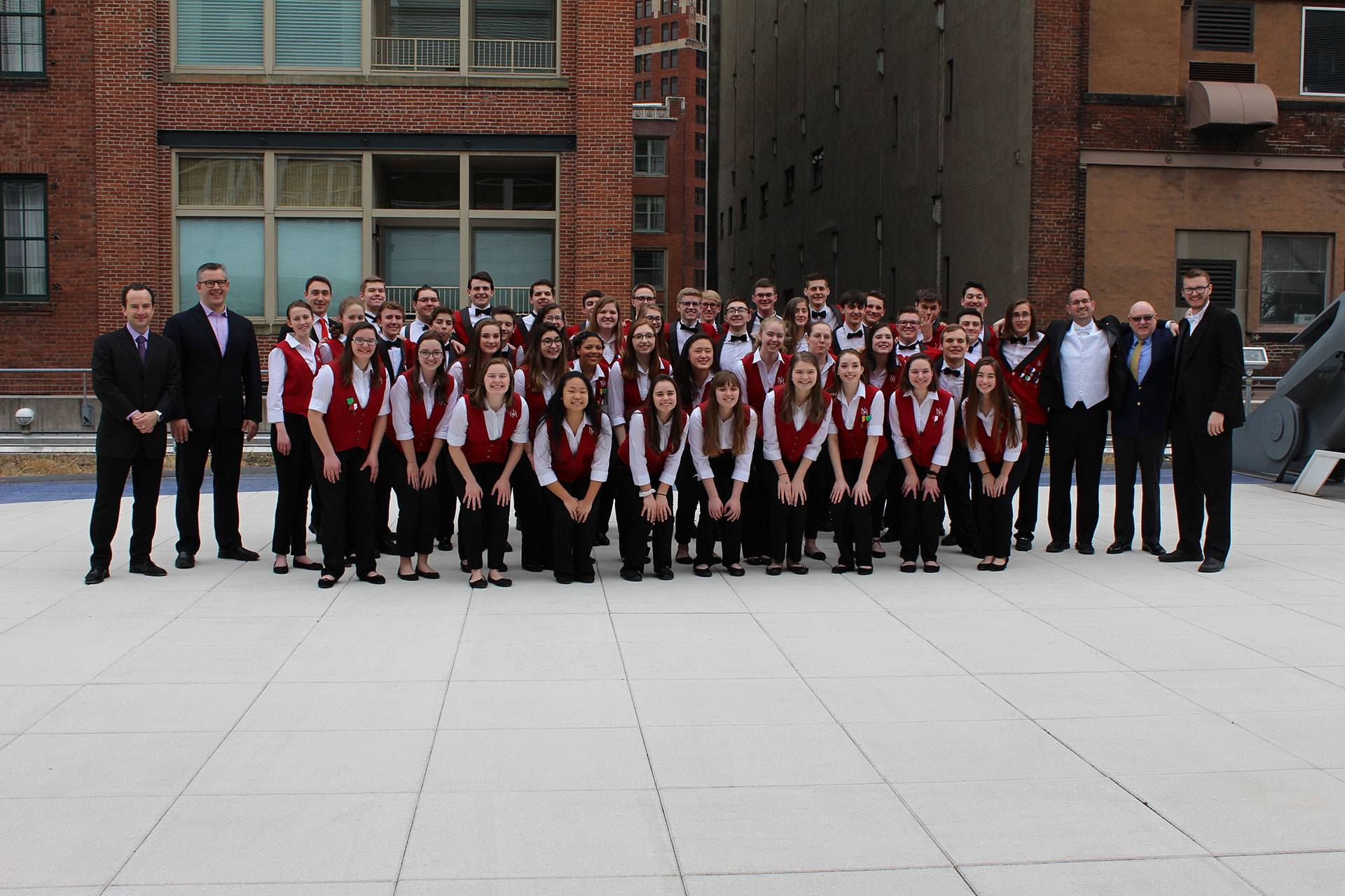 North Hills Wind Ensemble All-Eastern Convention 2019