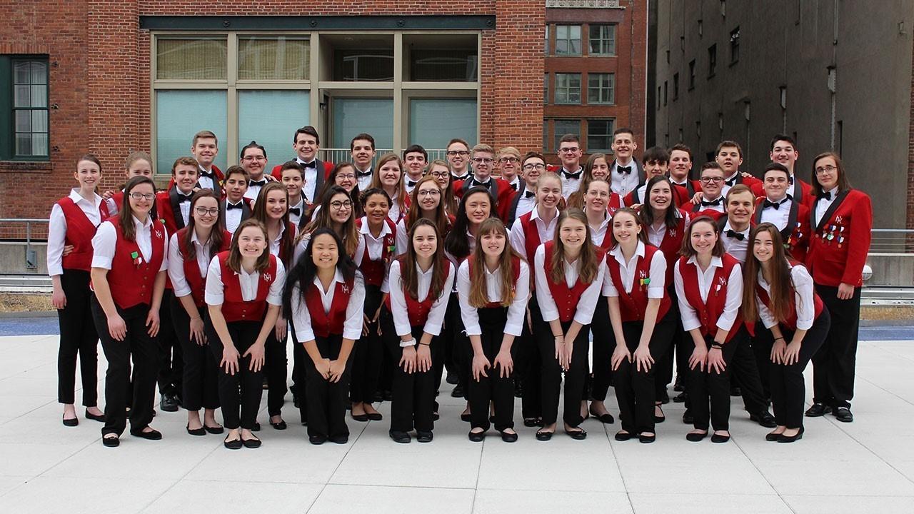 North Hills High School Wind Ensemble
