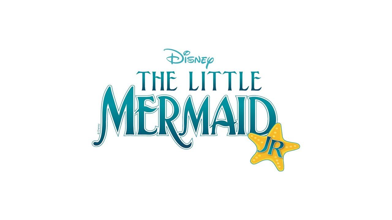 Disney's The Little Mermaid, Jr. graphic