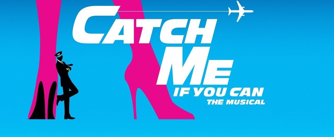 """""""Catch Me If You Can"""" graphic"""
