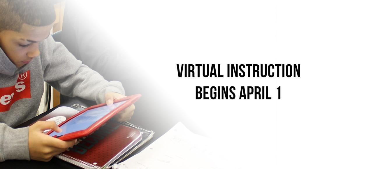 Virtual Instruction banner