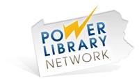 Pennsylvania Power Library logo