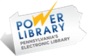 Pennsylvania Power Library logo