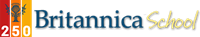 Britannica School logo
