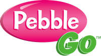 PebbleGo logo
