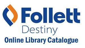 Follett Destiny Online Library Catalog logo