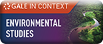 Gale in Context Environmental Studies logo