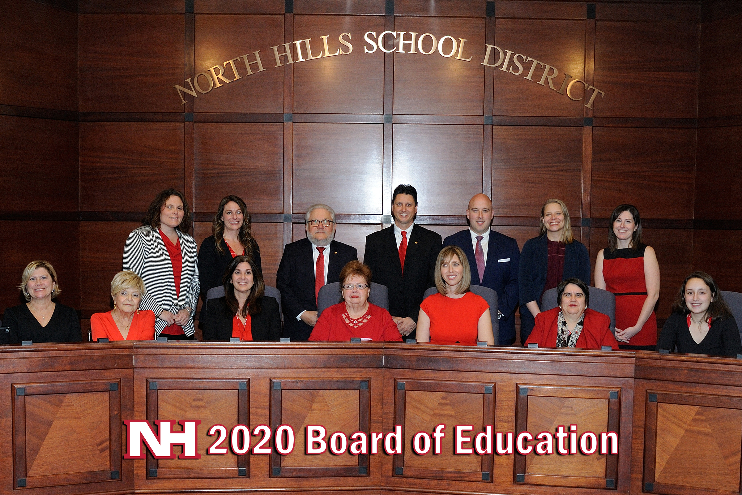 2020 NHSD Board of Education