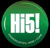 Hi5 Button