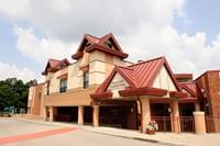 Highcliff Elementary School Building Exterior