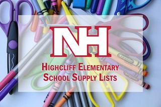 Highcliff School Supplies